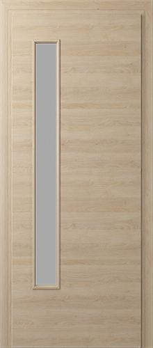 Technické dveře Protipožární dveře EI 30 model EI30, vzor 3 (vodorovná struktura Gladstone)
