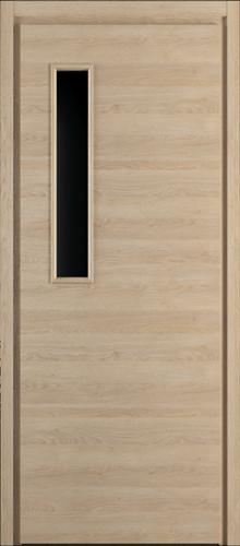 Technické dveře Protipožární dveře EI 60 model Ei 60, vzor 2 (vodorovná struktura Gladstone