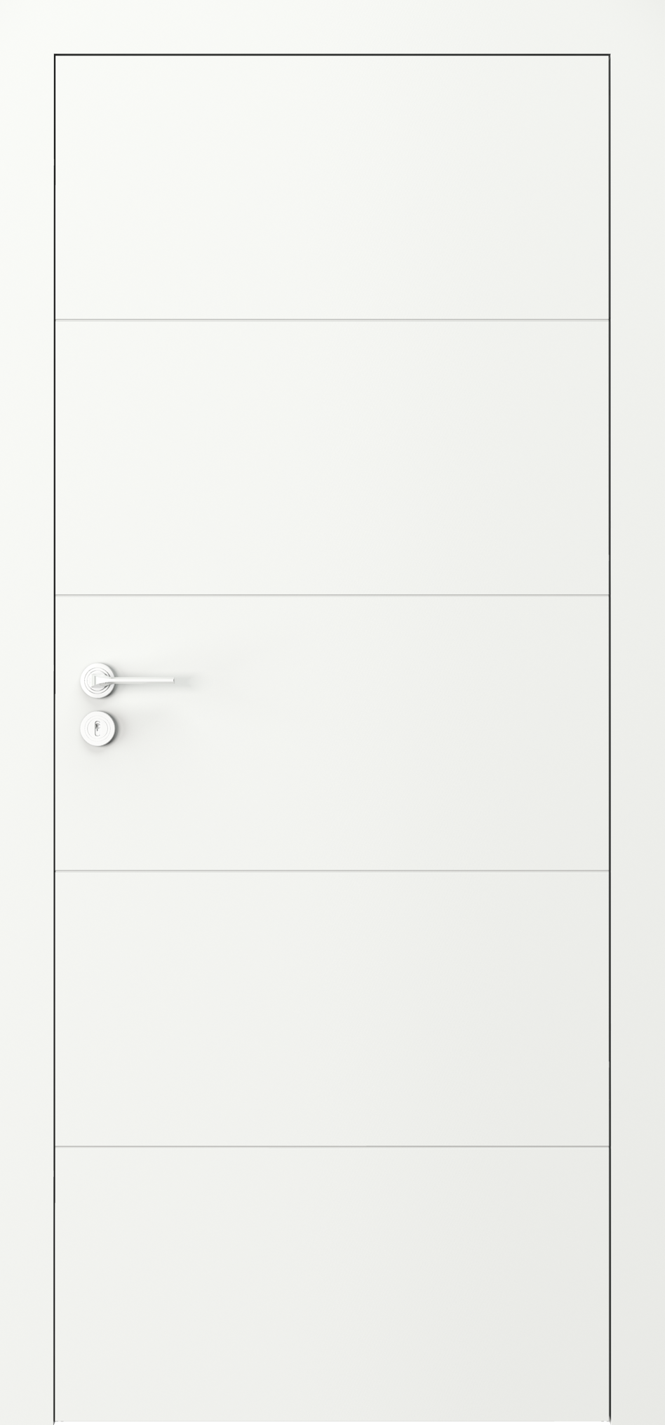 Interiérové dveře Porta HIDE model Vzor E