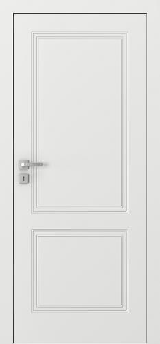 Interiérové dveře Porta HIDE model Vzor V