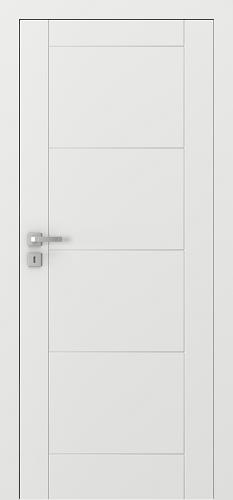 Interiérové dveře Porta HIDE model Vzor W