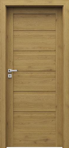 Interiérové dveře Verte HOME, skupina H model Model H0