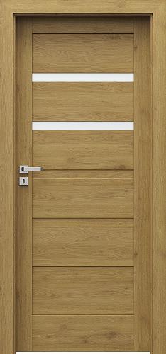 Interiérové dveře Verte HOME, skupina H model Model H2