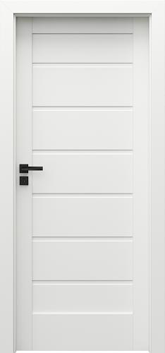 Interiérové dveře Verte HOME, skupina J model Model J0