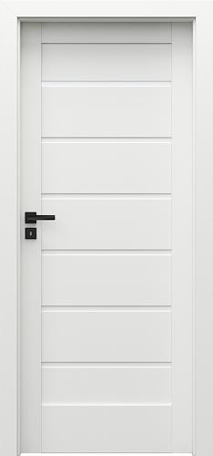 Interiérové dveře Verte HOME, skupina J model Model J1