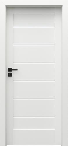 Interiérové dveře Verte HOME, skupina J model Model J2