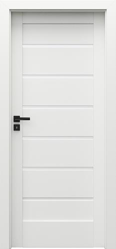 Interiérové dveře Verte HOME, skupina J model Model J5