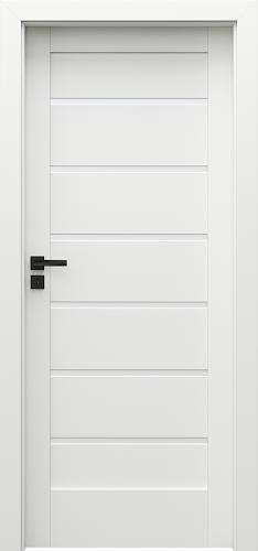 Interiérové dveře Verte HOME, skupina J model Model J6
