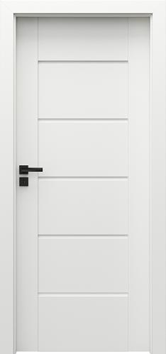 Interiérové dveře Verte PREMIUM, skupina E model E.0