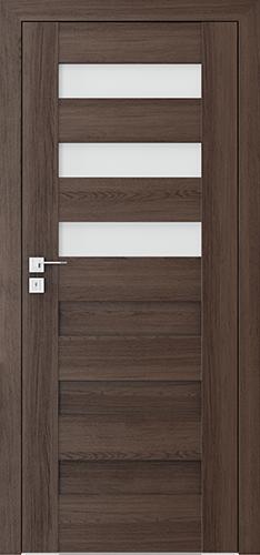 Interiérové dveře Porta KONCEPT model Vzor C.3