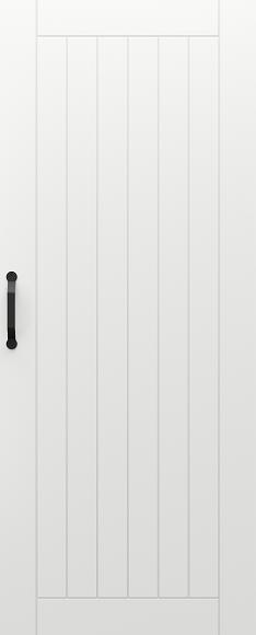 Zalamovací a posuvné dveře Posuvný systém PORTA BLACK model Vzor 5