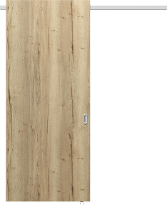 Zalamovací a posuvné dveře Posuvný systém PORTA SLIDE model Omega