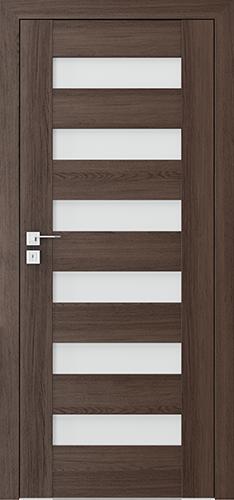 Interiérové dveře Porta KONCEPT model Vzor C.6