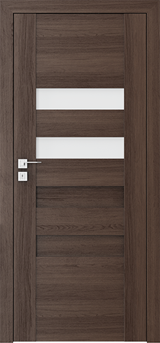 Interiérové dveře Porta KONCEPT model Vzor H.2
