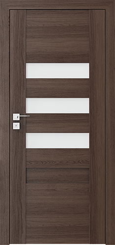 Interiérové dveře Porta KONCEPT model Vzor H.3