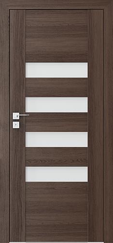 Interiérové dveře Porta KONCEPT model Vzor H.4
