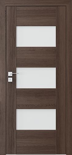Interiérové dveře Porta KONCEPT model Vzor K.3
