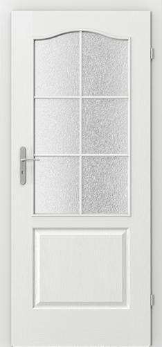 Interiérové dveře LONDÝN model VZOR B