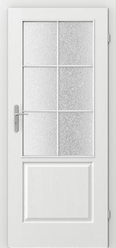 Interiérové dveře VÍDEŇ model VZOR B