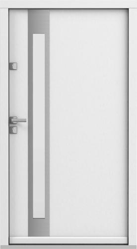 Vchodové dveře do domu Eco POLAR PASSIVE model Vzor 2
