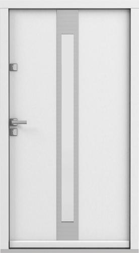 Vchodové dveře do domu Eco POLAR PASSIVE model Vzor 3