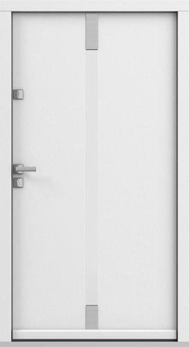 Vchodové dveře do domu Eco POLAR PASSIVE model Vzor 5